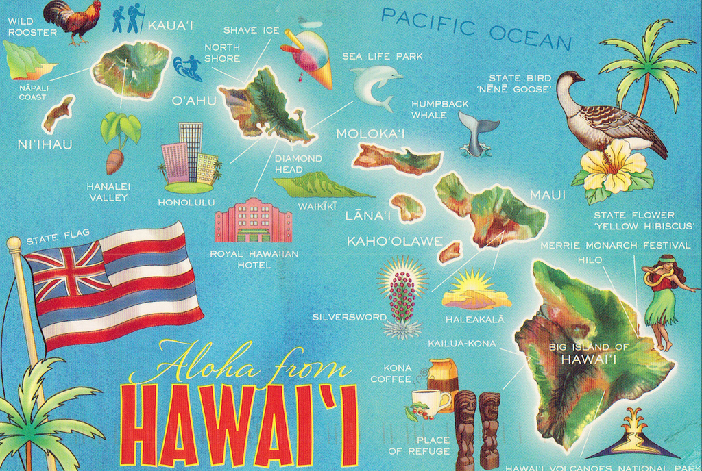 The best places to move to in hawaii for Places to move to
